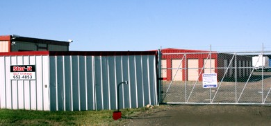 Okotoks Self Storage Facility